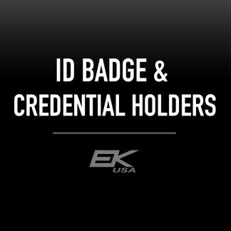 Id Badges & Credential Holders, Smart Card Holders & Tool Leashes